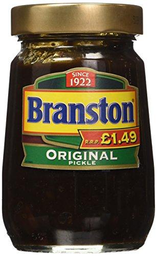 Branston Original Pickle, 11-Ounce Bottles (Pack of 6) by Branston
