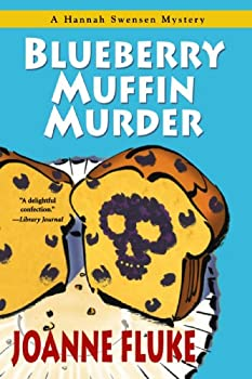 Blueberry Muffin Murder 1575667223 Book Cover