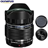 Olympus M.Zuiko Digital ED 8mm f1.8 Fisheye PRO Lens V312030BU000 – (Certified Refurbished)