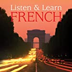 Listen & Learn French |  Dover Publications