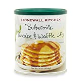 Stonewall Kitchen Pancake and Waffle Mix, Buttermilk, 16 Ounce