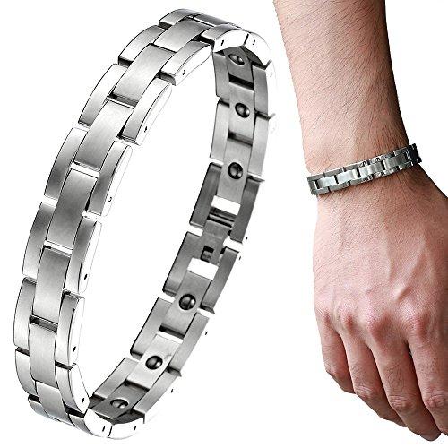 Timeless Stainless Magnetic Bracelet Magnets