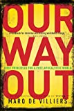 Our Way Out, Marq De Villiers, 0771026498