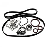 Motorhot Timing Belt Component Kit (With Water Pump) Fits 2007-2010 Hyundai Elantra 2005-2009 Hyundai Tucson