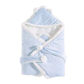 Bebé Recién Nacido Manta Cama Saco De Dormir 0-8 Meses, Azul ...