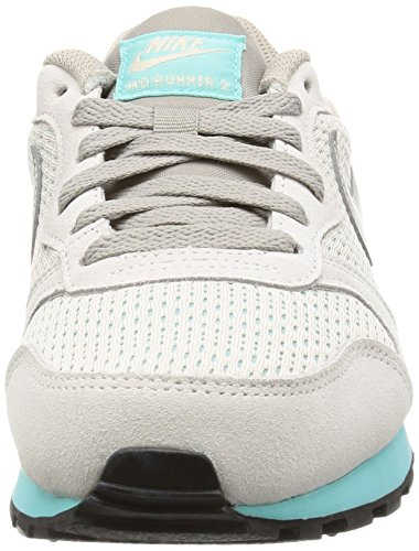 cobblestone Gris Nike Green Femme Md aurora Orewood light Brown Baskets Runner 2 pzX61wznB