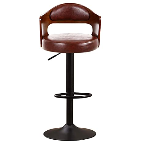 Remarkable Amazon Com Adjustable Bar Stools Swivel Barstool Chairs Gmtry Best Dining Table And Chair Ideas Images Gmtryco