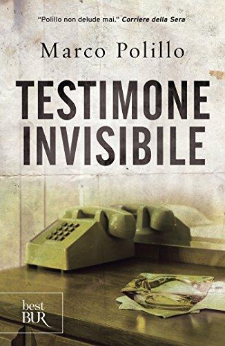 Testimone invisibile (Italian Edition)