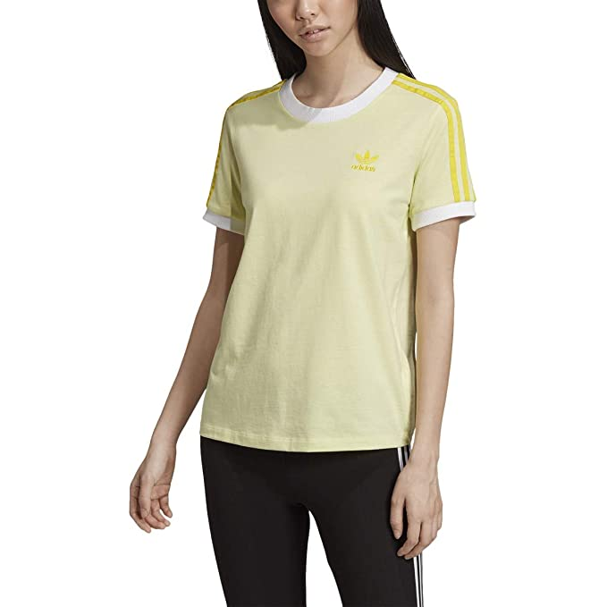 adidas Originals Women's 3 Stripes Tee at Amazon Women's
