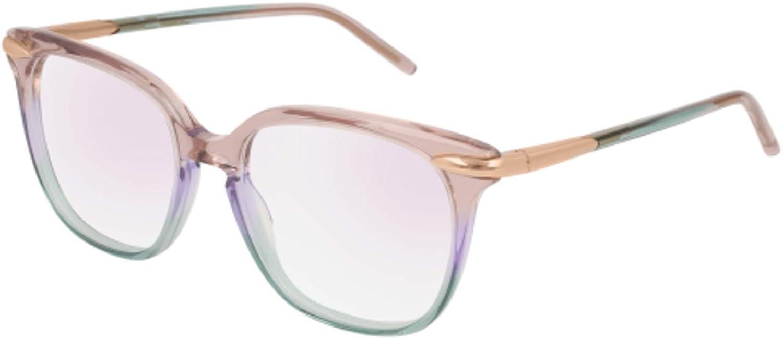 Eyeglasses Pomellato PM 0037 O 003 Violet //