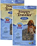 ARK Naturals Products for Pets 75 Count Happy Traveler Soft Chews (2 Pack)