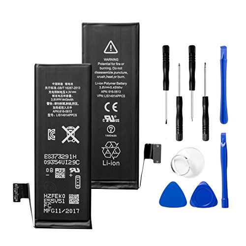 iPhone 5 Battery Replacement, Insten...