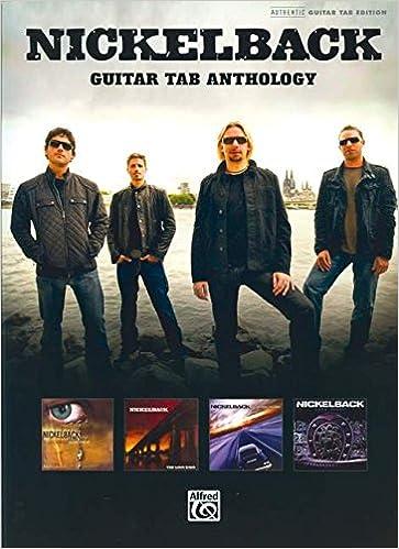 Amazon.com: Nickelback - Guitar Anthology (Guitar TAB Anthology ...