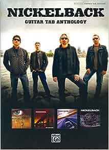 nickelback guitar anthology guitar tab anthology 0038081361383 nickelback books. Black Bedroom Furniture Sets. Home Design Ideas