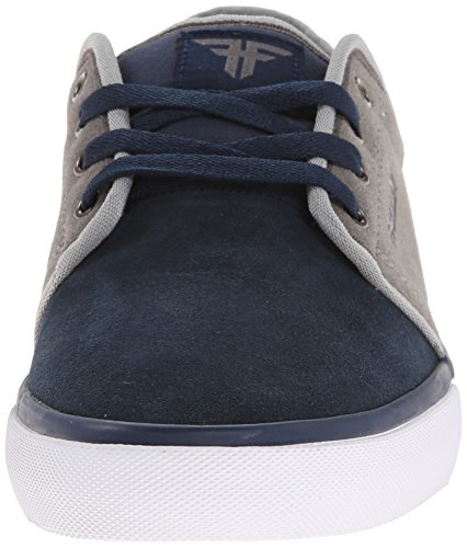 FALLEN FORTE 2 MIDNIGHT BLUE/CEMENT GRAY THOMAS Signature Skate Shoes