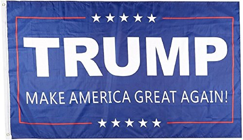 Make America Great Again Trump 2017 3x5 FT Flag USA American