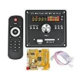 Aiyima 5V DTS Lossless Decoding Bluetooth Receiver Board MP4/MP5 MP3 Decoder Board HD Video Decoding APE/WAV/MP3 (J)
