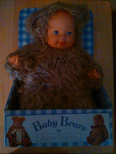 Baby Bears by Anne Geddes Blue Eyed Baby Boy in Bear Costume