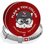 Flea and Tick Collar for Cats - Swiss Quality - Safe & Eco-Friendly - Hypoa..