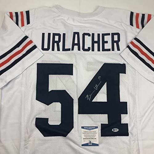 Brian Urlacher Signed Football - 5