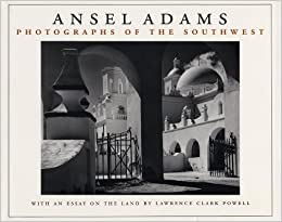 photographs of the south west author ansel adams nov 1994