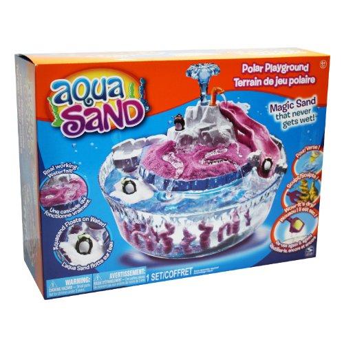 Aqua Sand Polar Playground by Spin Master