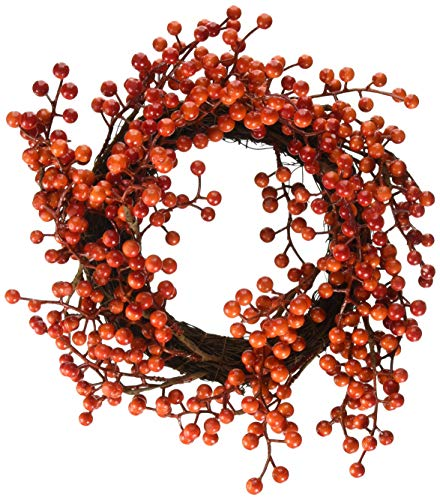 Worth Imports Fall Berry Wreath, 12