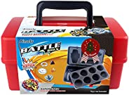 Aimoly Battle Tops Case, Storage Carrying Box Storage Box for Battling Spinner Game