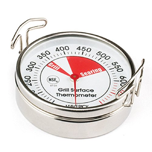 OvenChek Cooking Surface Thermometer (Maverick Surface Thermometer)