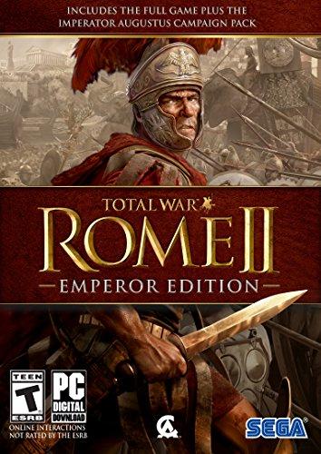 rome ii emperor edition - 2