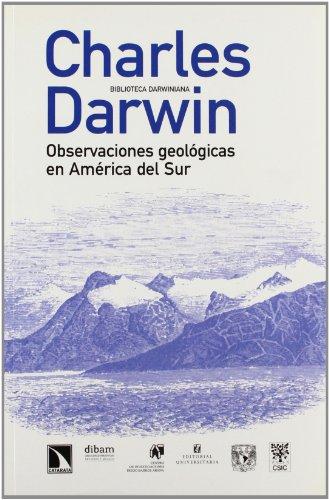 Observaciones Geologicas En America Del Sur