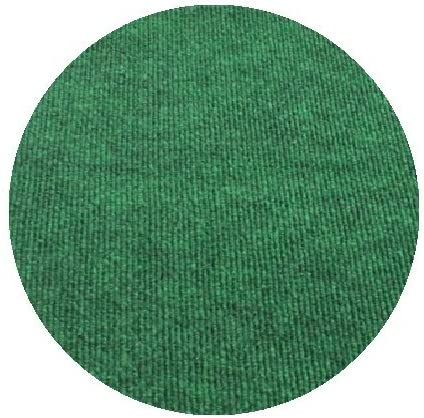 9 Round – Bright Irish Green – Economy Indoor Outdoor Carpet Patio Pool Area Rugs Light Weight Indoor Outdoor Rug – Easy Maintenance – Just Hose Off Dry – 10 Colors to Choose from