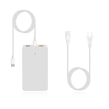 Amazon.com: PoderCamino 120W USB-C Cargador Adaptador de ...