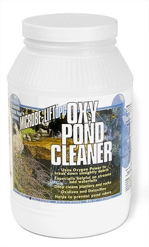 Pond Oxy Cleaner (Ecological Labs OPCMD Oxy Pond Cleaner, 8 Pounds)