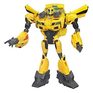 Transformers Prime Weaponizer Bumblebee Figure 8.5 Inches