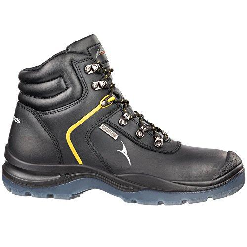 Noir Adulte Albatros Mixte S3 WR jaune Chaussures Sicherheitsstiefel Sécurité de x18wH