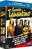 Quentin Tarantino Collection - 6-Disc Box Set ( Pulp Fiction / Jackie Brown / Kill Bill: Vol. 1 / Kill Bill: Vol. 2 / Death Proof / Inglourious Baste [ NON-USA FORMAT, Blu-Ray, Reg.B Import - France ]