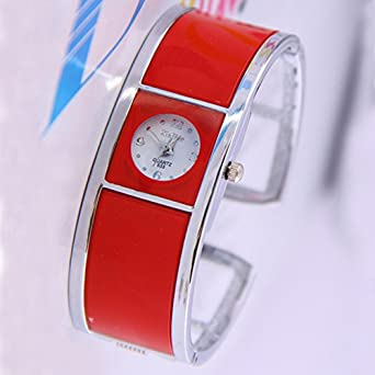 Amazon.com: ZCtimer(TM) Women Alloy Bangle Ladies Fashion ...