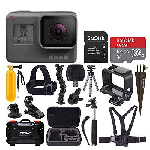 Gopro Hero4 Black 4K Action Camera - 6