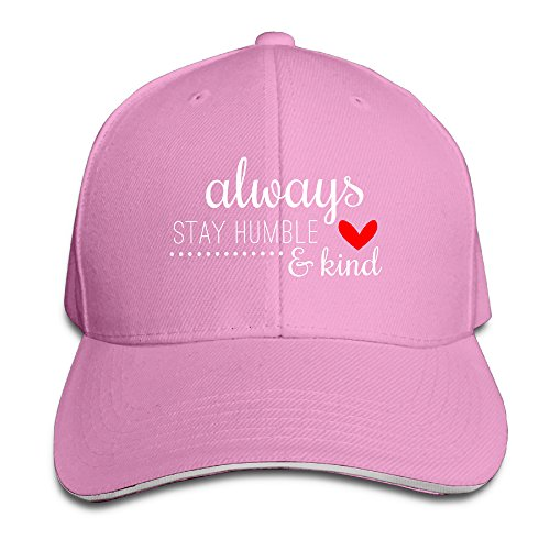 Custom Best Personalized Pop Music Sporting Caps Hat Pink