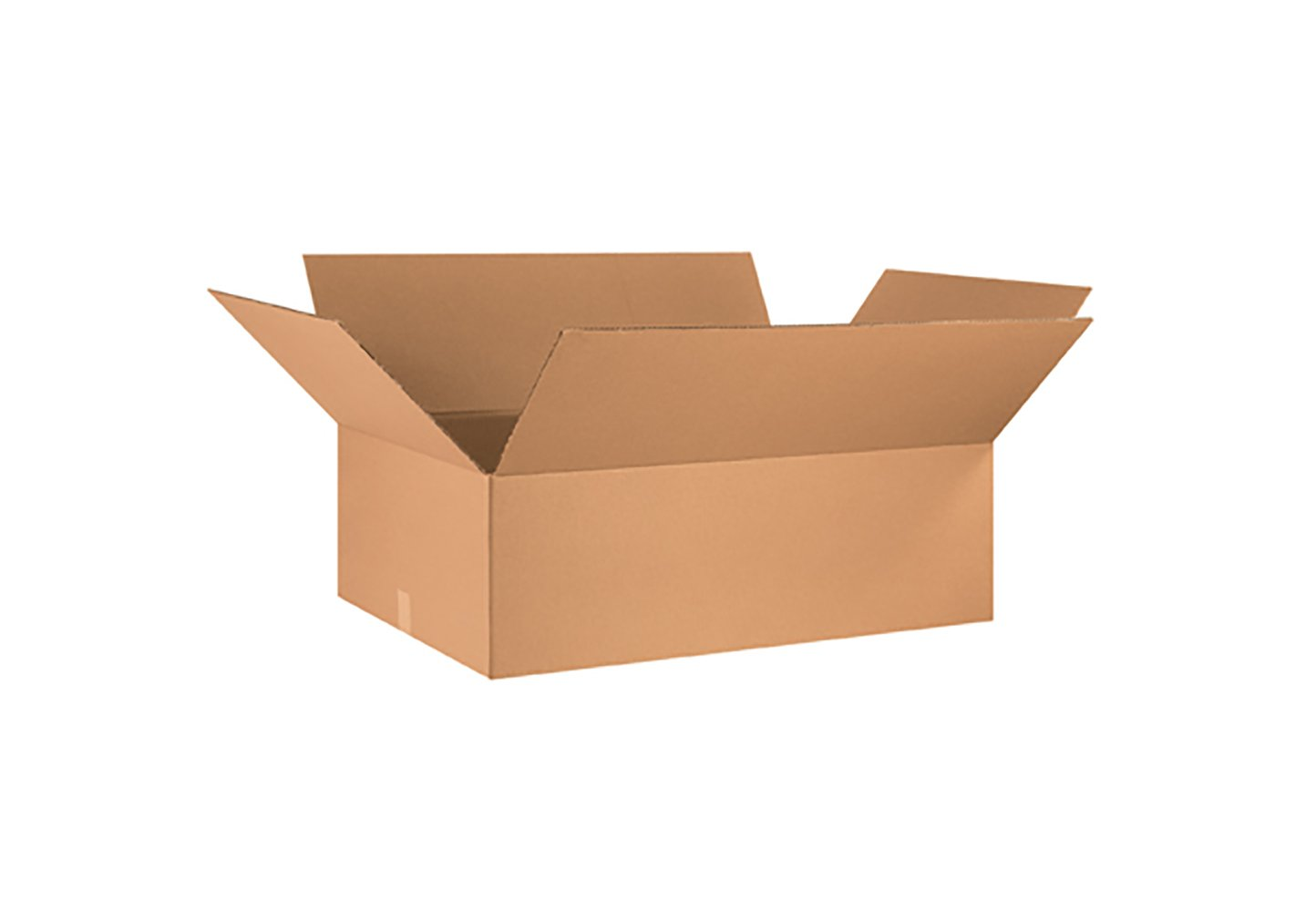 RetailSource B362410CB150 Corrugated Box, 10'' Height, 24'' Width, 36'' Length, Brown (Pack of 150)