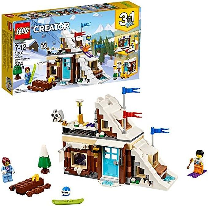 LEGO Creator 31080 Modular Winter Vacation