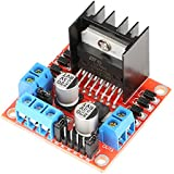 Akozon 1pc L298N Module H Bridge Driver Board Module for Stepper Motor Smart Car Robot