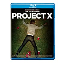 Project X (TH Only)(Blu-ray) (2012)