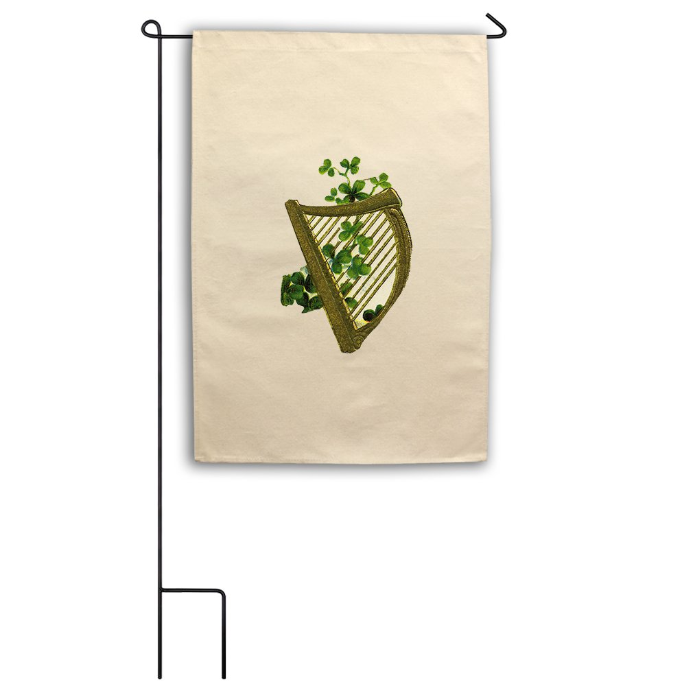 Amazon.com : Style In Print Canvas Yard Garden Flag 18