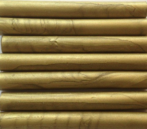 Gold Flexible Glue Gun Sealing Wax - 7 Sticks