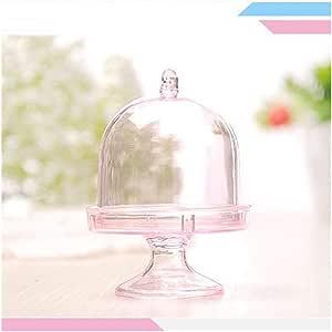 50PCS / 20PCS / 12PCS boda regalos transparente de plástico cajas ...