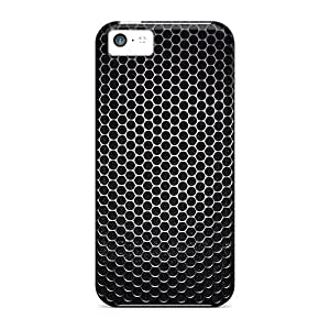 New CC WalkingDead Super Strong Metal Tpu Case Cover For Iphone 5c