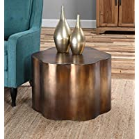 Sameya Oxidized Copper Accent Table Model-24445