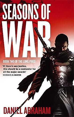 book cover of Seasons of War